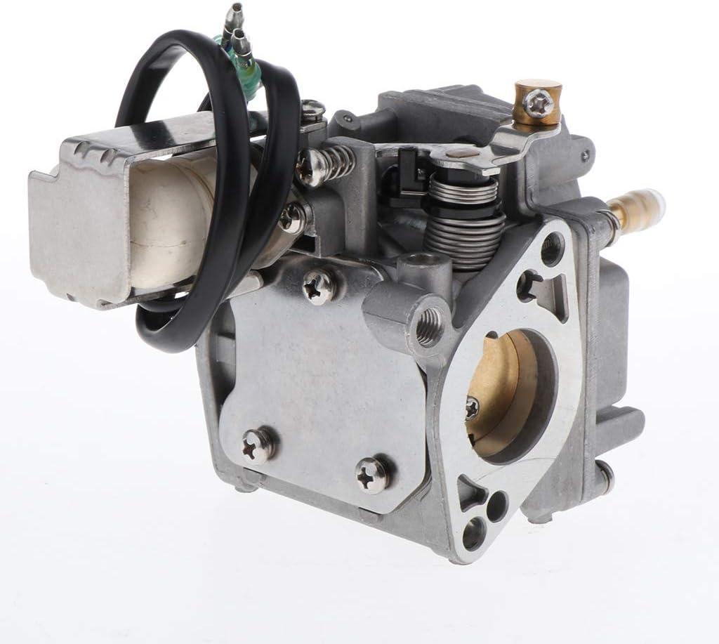 Toygogo Moteur De Bateau 65W-14901-00 65W-14901-10 65W-14301-11 65W-14901-12 Carburateur Carburateur Convient pour Moteur Hors-Bord Yamaha F20 F25 4 Temps