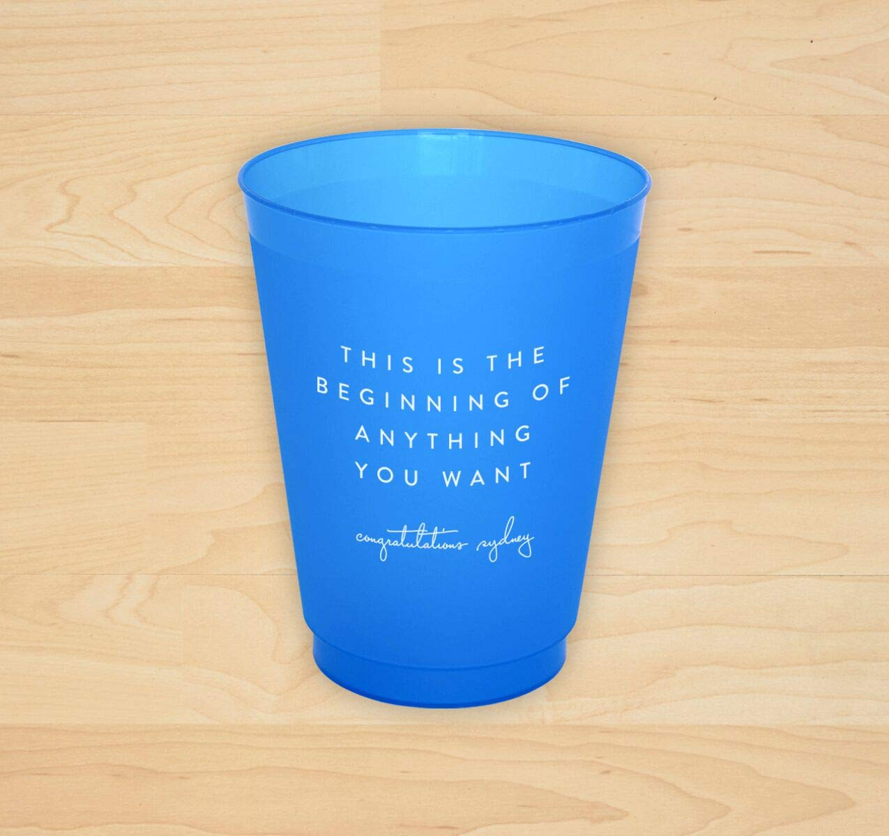 Beginning.Grad Cup - Set of 150-4177
