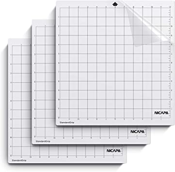 Amazon Com Nicapa Standardgrip Cutting Mat For Silhouette