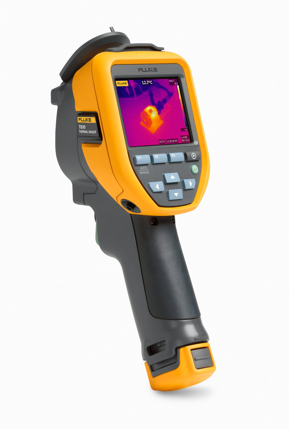 Fluke Tis10 9hz Thermal Infrared Camera Fixed Focus Hot Water System Further Imager On Wiring Diagram For 80x60 Resolution Industrial Scientific