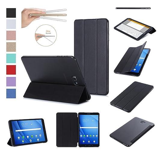18 opinioni per ISIN Custodia Tablet Serie Premium Pelle PU Smart Cover per Samsung Galaxy Tab A