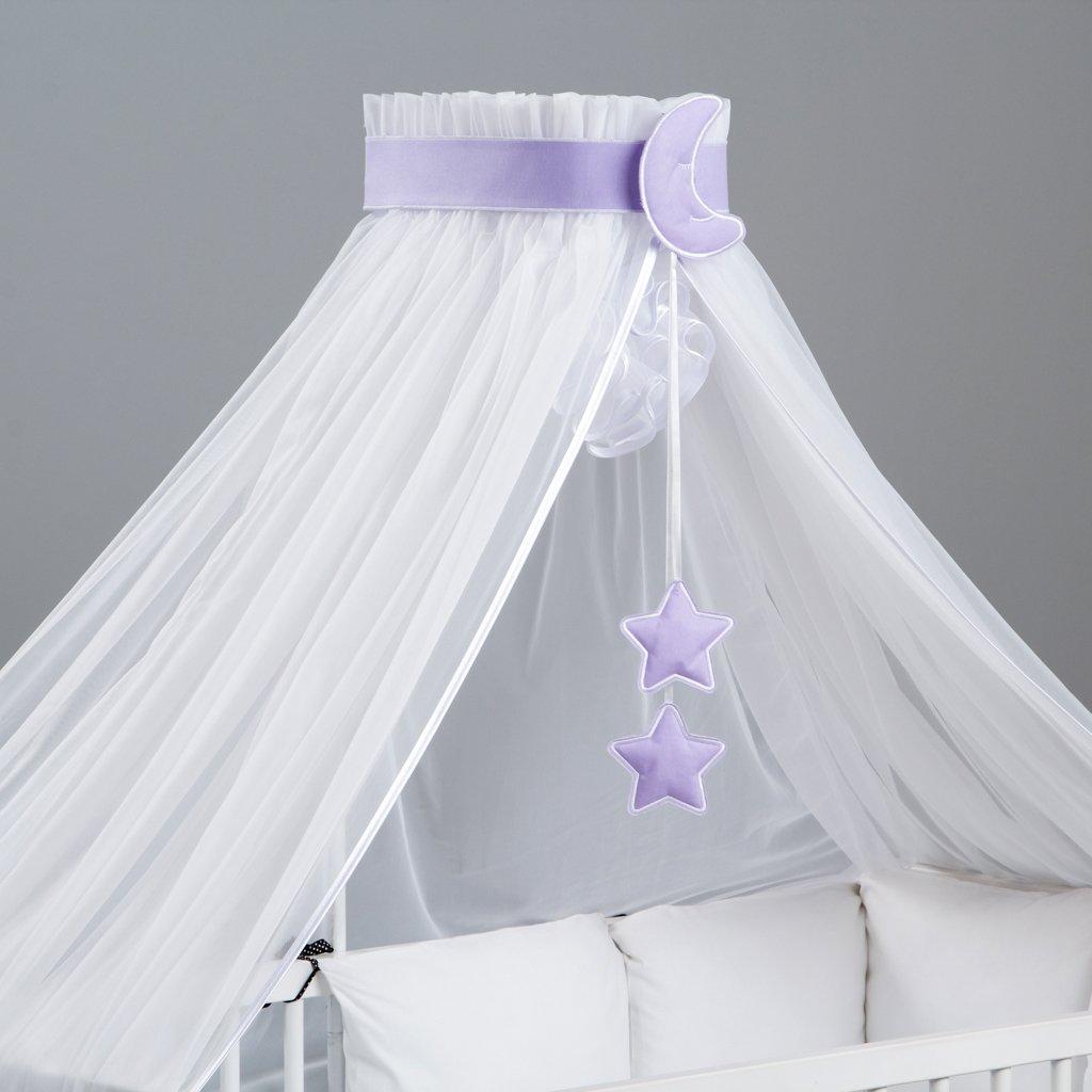 hecho a mano 901102 Talla:Canopy Set de 3/art/ículos: Mosquitera para cuna decoraciones colgantes Dreamzzz soporte