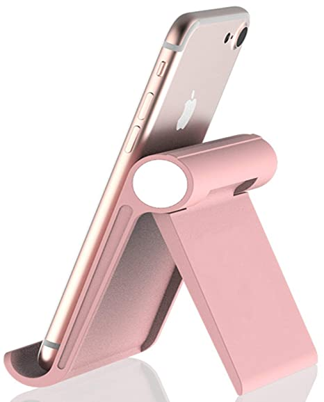 LUCKLYSTAR Soportes para móviles, Soporte para Télefono Móvil Dock Base para iPhone XS MAX,