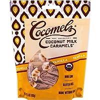 Cocomels, 有机,椰奶焦糖,香草味,3.5盎司(100克)