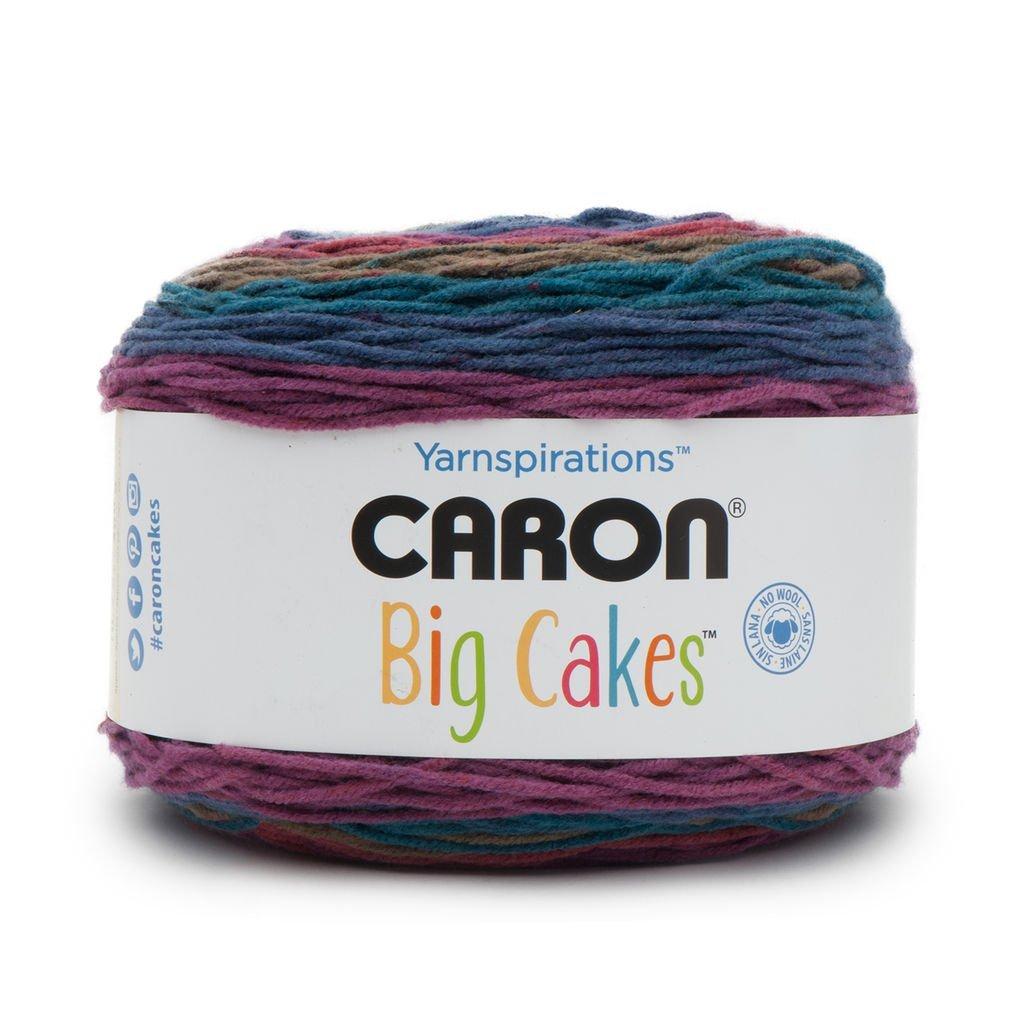 Caron Big Cakes -300G- Plum Pudding SPINRITE 29402626003
