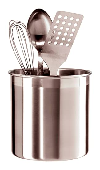 Nice Oggi 7211 Jumbo Stainless Steel Utensil Holder