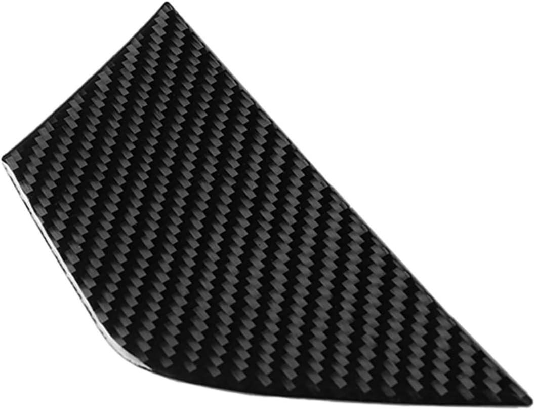 Classic hors Carbon Fiber Seat Adjustment Handle Button Panel Frame Decal Cover Trim for Mercedes Benz C Class C180 C200 C220 C250 W204 2007-2014
