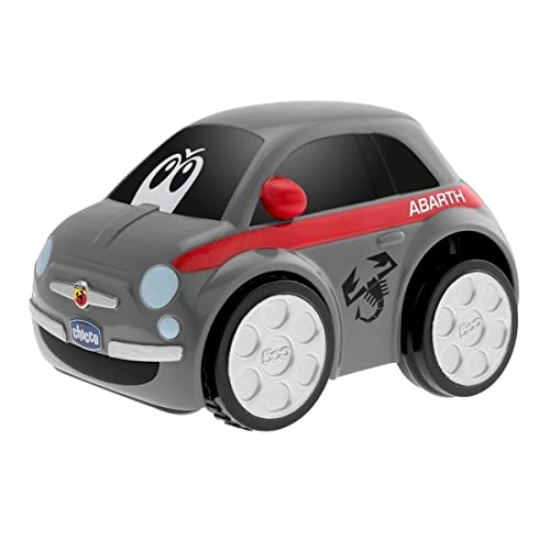 Chicco Turbo Touch Fiat 500 Sport Car: Amazon.co.uk: Toys