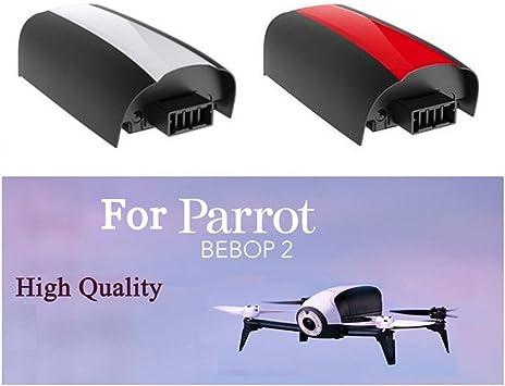 2 Baterías de ión de litio Bebop 2 FPV para Drone Parrot Bebop 2 ...