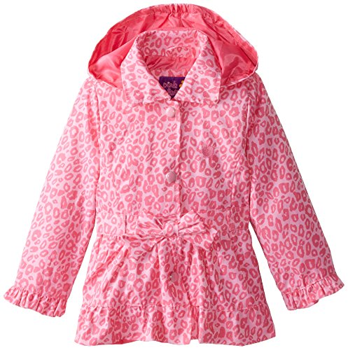 Jacket Leopard Girls' Pink Platinum Little Pink Tonal wqFwv1X