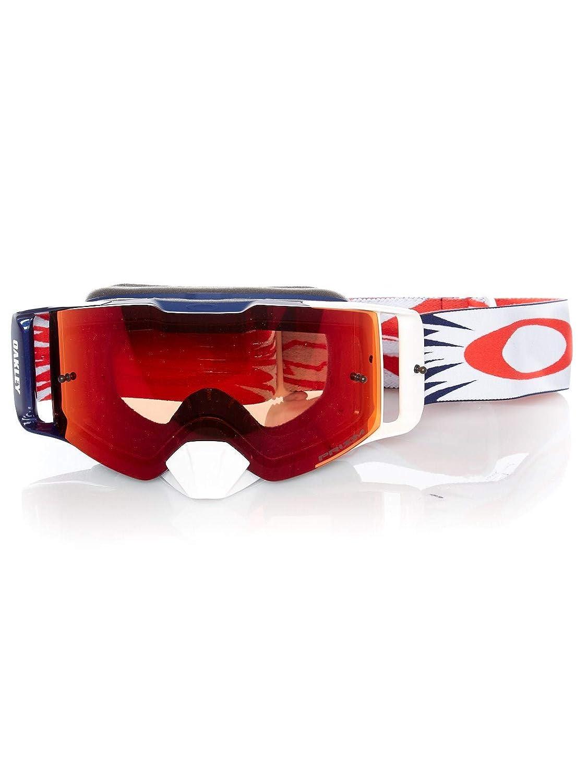 52c123f708 Oakley FL MX highvoltage rednavy con przmmxtorch unisex-adult gafas ( amarillo, grande), 1 unidades: Amazon.es: Coche y moto