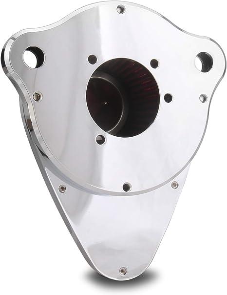 Filtres d/épurateur dair tournables chrom/és pour harley sportster XL883L SuperLow XL1200T SuperLow 1200T 2014-2017