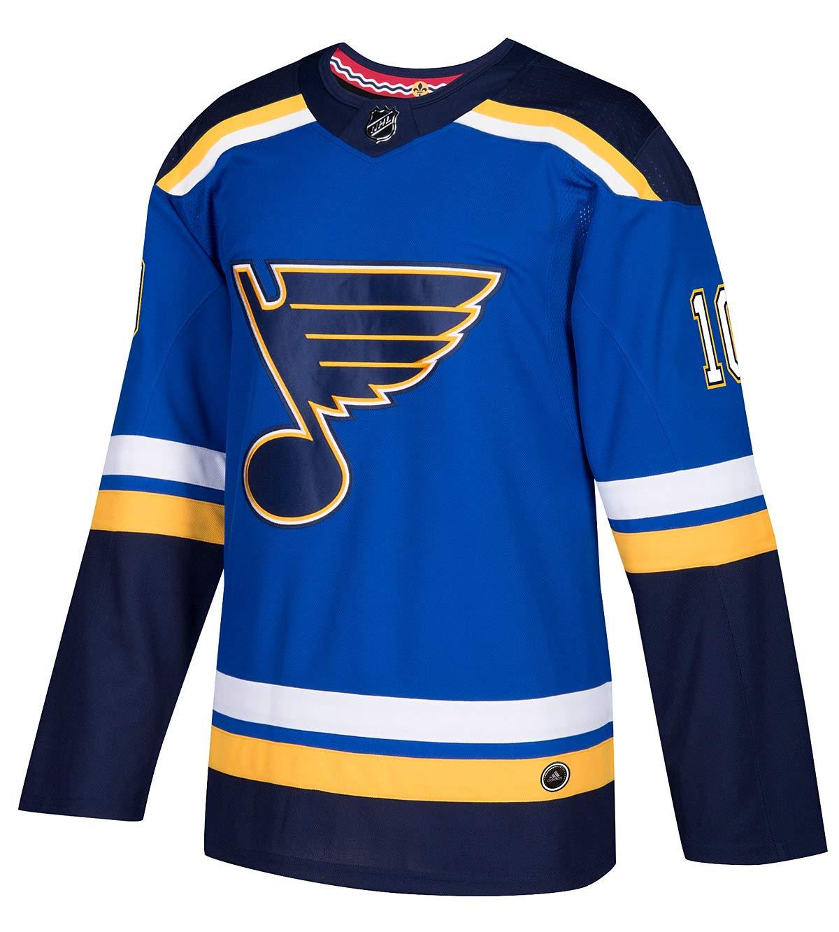 size 40 cf3c2 66066 Blues Adidas Hockey Brayden Clothing Amazon Authentic St ...