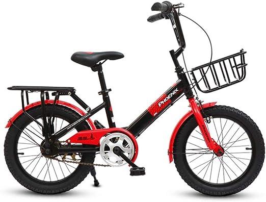 DT Bicicleta para niños 16 Pulgadas Estudiantes de Primaria y ...