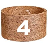Vaso de fibra de coco Nutricoco 04