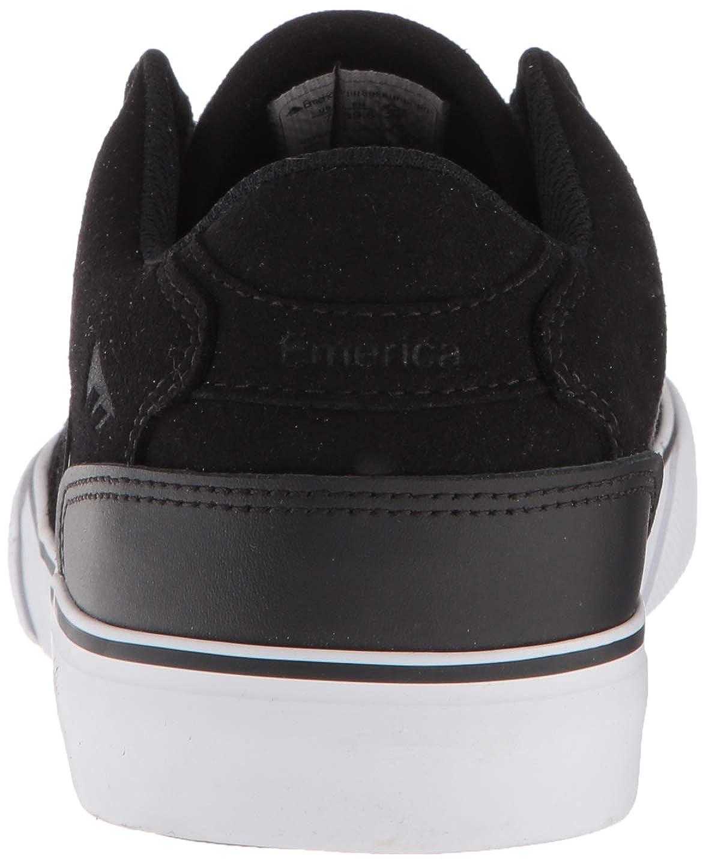 Emerica Kids The Reynolds Low Vulc Youth Skate Shoe