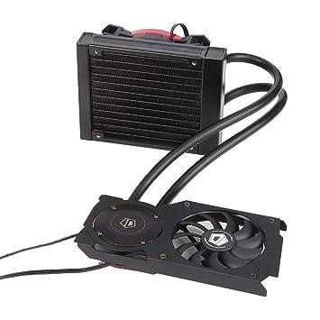 ASHATA ID-Cooling Frostflow 120VGA Tarjeta gráfica Enfriador ...