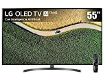 "Pantalla LG OLED TV AI ThinQ 4K 55"" OLED55B9PUB con Alexa integrada"