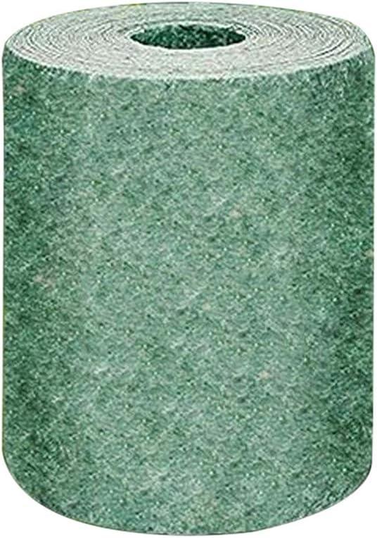 Year Round Green A Big Roll Biodegradable Not Fake or Artificial Grass Help Grow Grass Seed mat HERUNNA Grass Seed Starter Mat