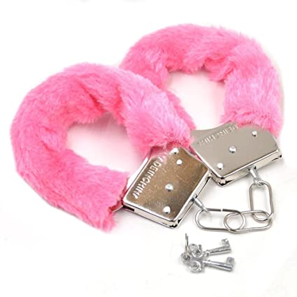 2019 New Style Leather Handcuffs Soft Lining Fun Couples Games Black Or Pink Health Care
