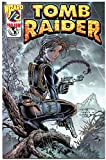 #3: TOMB RAIDER #1/2 w/COA, NM+, Laura Croft, Wizard, Femme Fatale, more in store