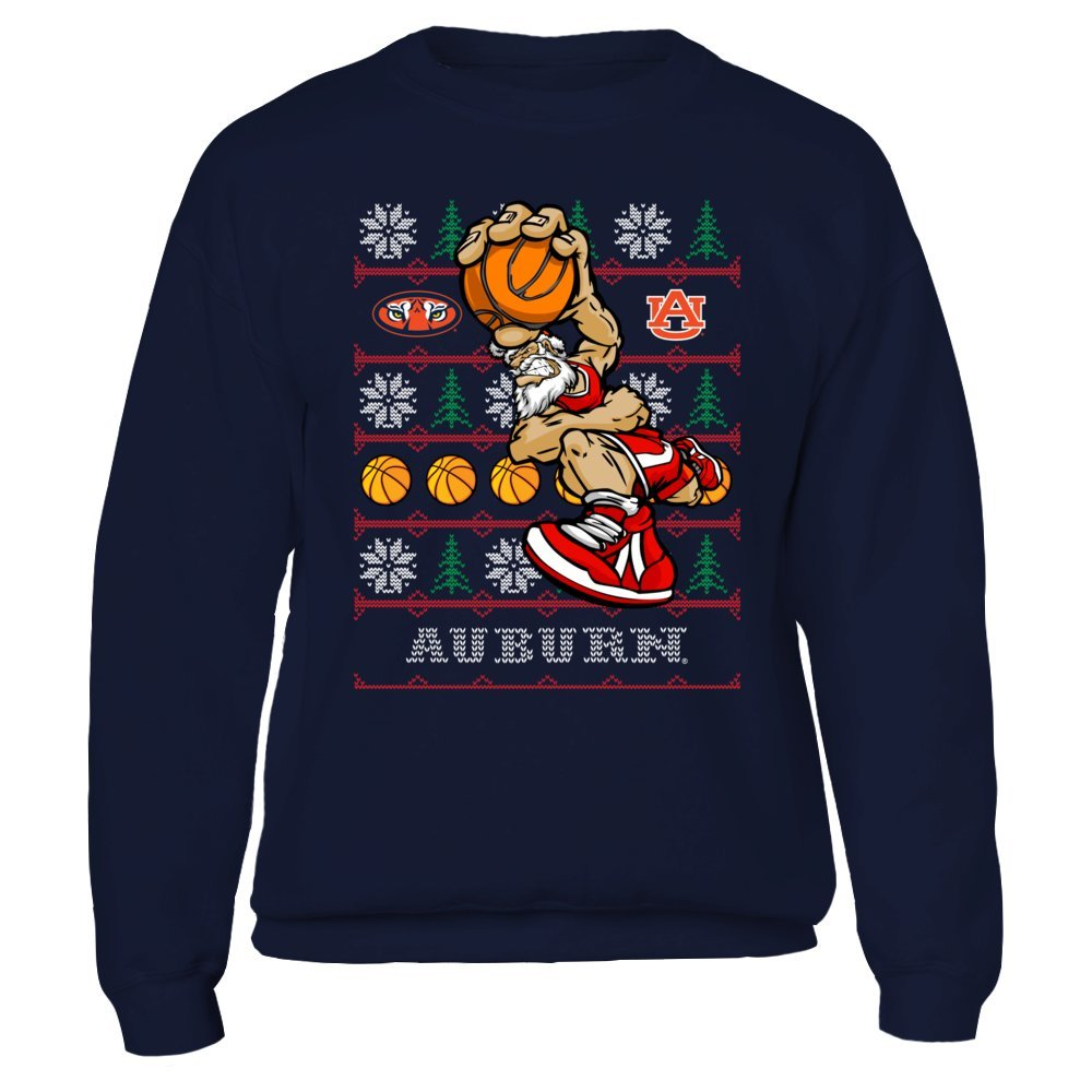 Amazon Com Fanprint Auburn Tigers T Shirt Basketball