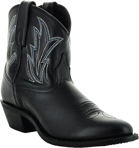 Soto Boots Janis Women's Ankle Cowboy