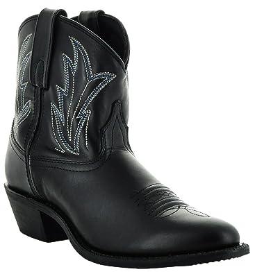 Soto Boots Janis Women\u0027s Ankle Cowboy Boots M3003