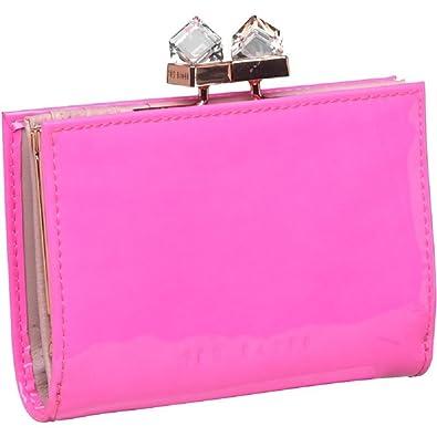 Ted Baker - Monedero de Charol Mujer Rosa rosa: Amazon.es ...
