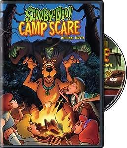 Scooby Doo Camp Scare Import Amazon Ca Frank Welker Mindy Cohn Matthew Lillard Grey