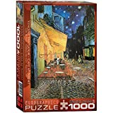 Eurographics Van Gogh-Cafe at Night 1000-Piece Puzzle