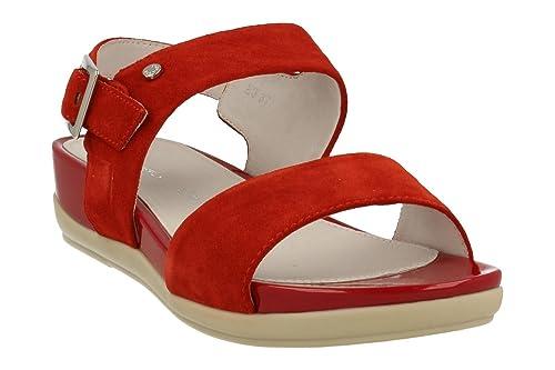 Donna Stonefly itScarpe Rosso36Amazon Borse Sandalo E W9bE2DHIeY
