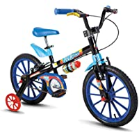 Bicicleta Tech Boys Aro 16 Nathor