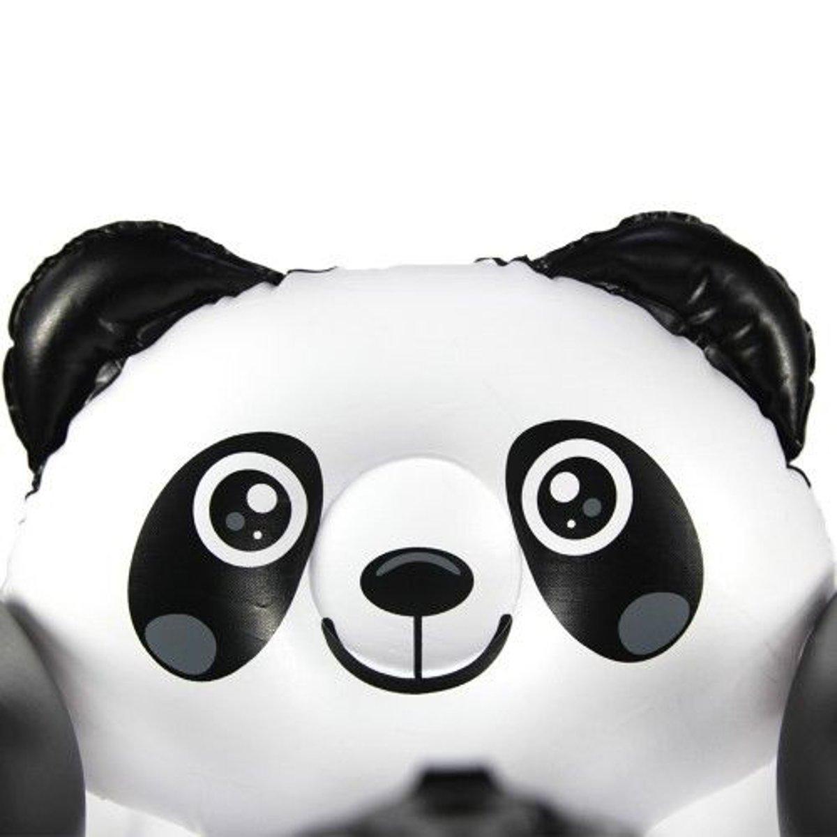 TENGGO Panda Inflable del Flotador Piscina Agua Balsa Asiento De Bebé Juguetes De Baño: Amazon.es: Hogar