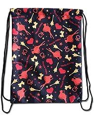 Sailor Moon Sailor Venus Anime Drawstring Backpack