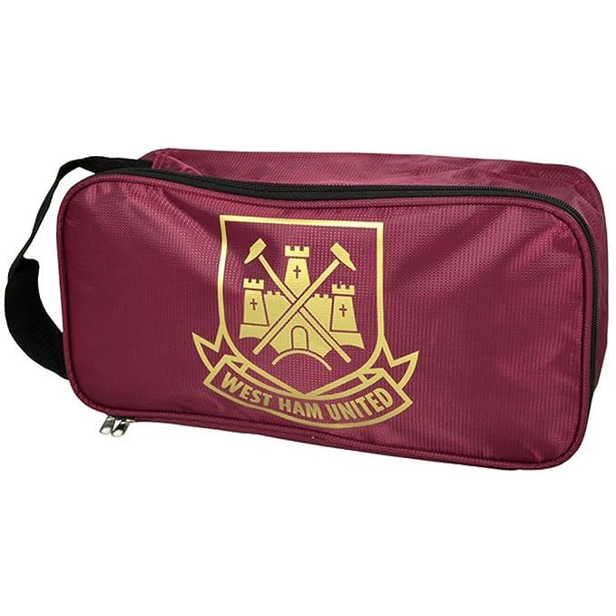 West Ham FC - Mochila / Bolsa oficial para botas de Fútbol ...