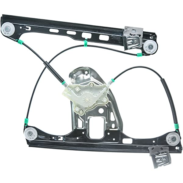 MERCEDES W203 ALL MODELS DRIVERS FRONT WINDOW REGULATOR AND MOTOR