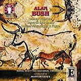 Alan Bush - Lascaux Symphony op.98 (Symphony no.4); Dorian Passacaglia  and  Fugue; Dance Overture
