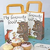 Talking Tables The Gruffalo Paper Treat Party Bags with Handles for Kids Birthday and Party,...