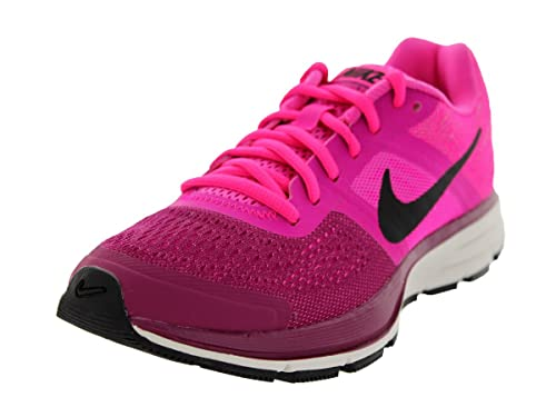 promo code 2a60a a15a6 Nike Air Pegasus 30 Womens Running Shoes 599392-015 Pink Foil/Black/Rspbrry  Red/Sl 8 B(M) US: Amazon.in: Shoes & Handbags