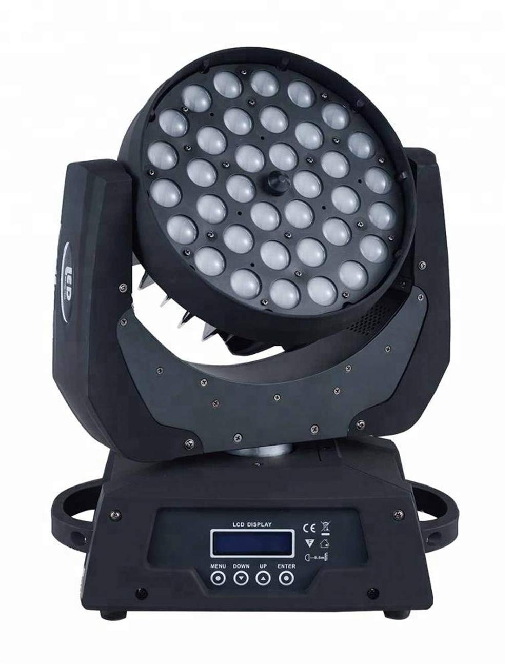 YICIX LED Stage Light/Spot Light DMX 512 / Master-Slave/Sound-Activated 10W for Party/Stage/Wedding Professional