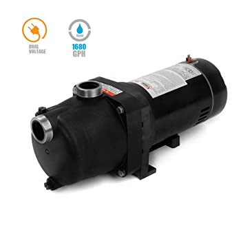 XtremepowerUS Pool Booster Pump