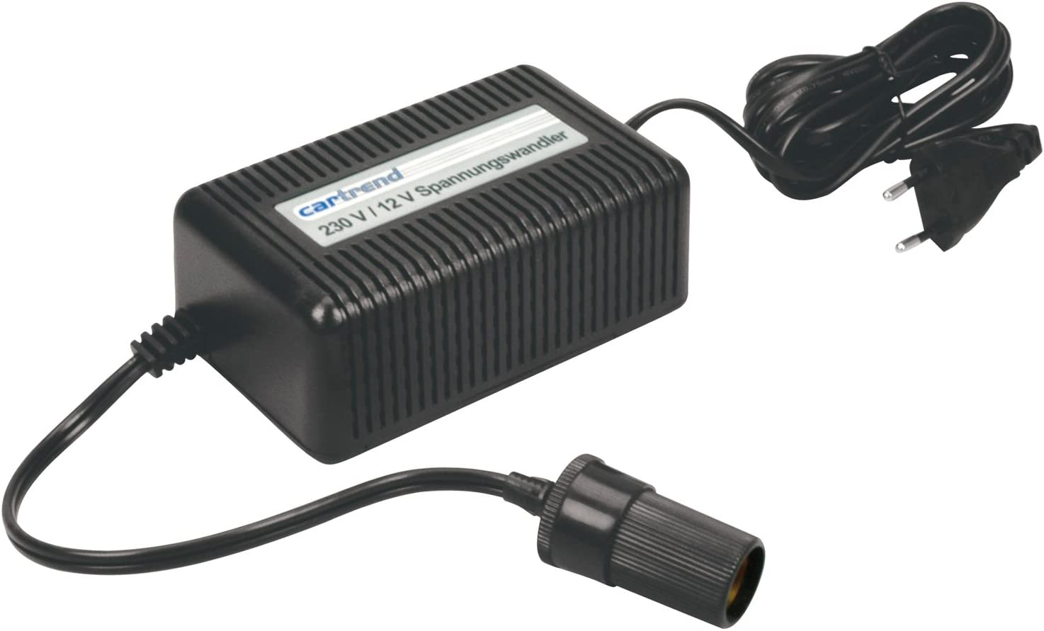 Cartrend 80167 Spannungswandler 12-1.5 V