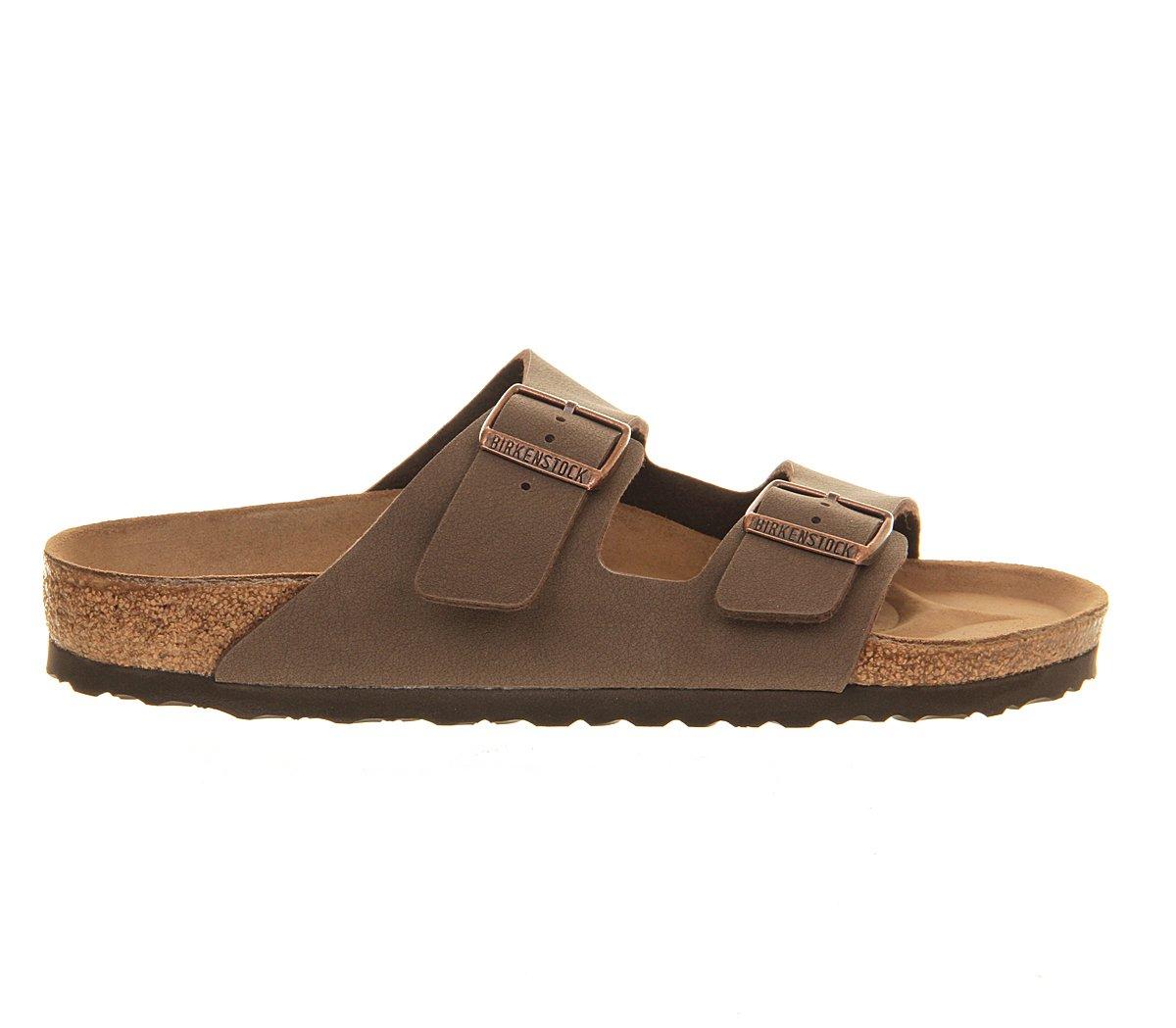 Birkenstock Arizona Birko Flor Sandals 11 D(M) US Mocca