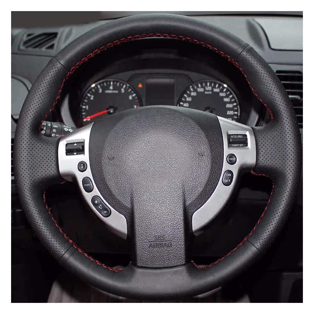 Coprivolante in Pelle per Nissan Qashqai J10 X-Trail NV200 2008-2012 Slewoo