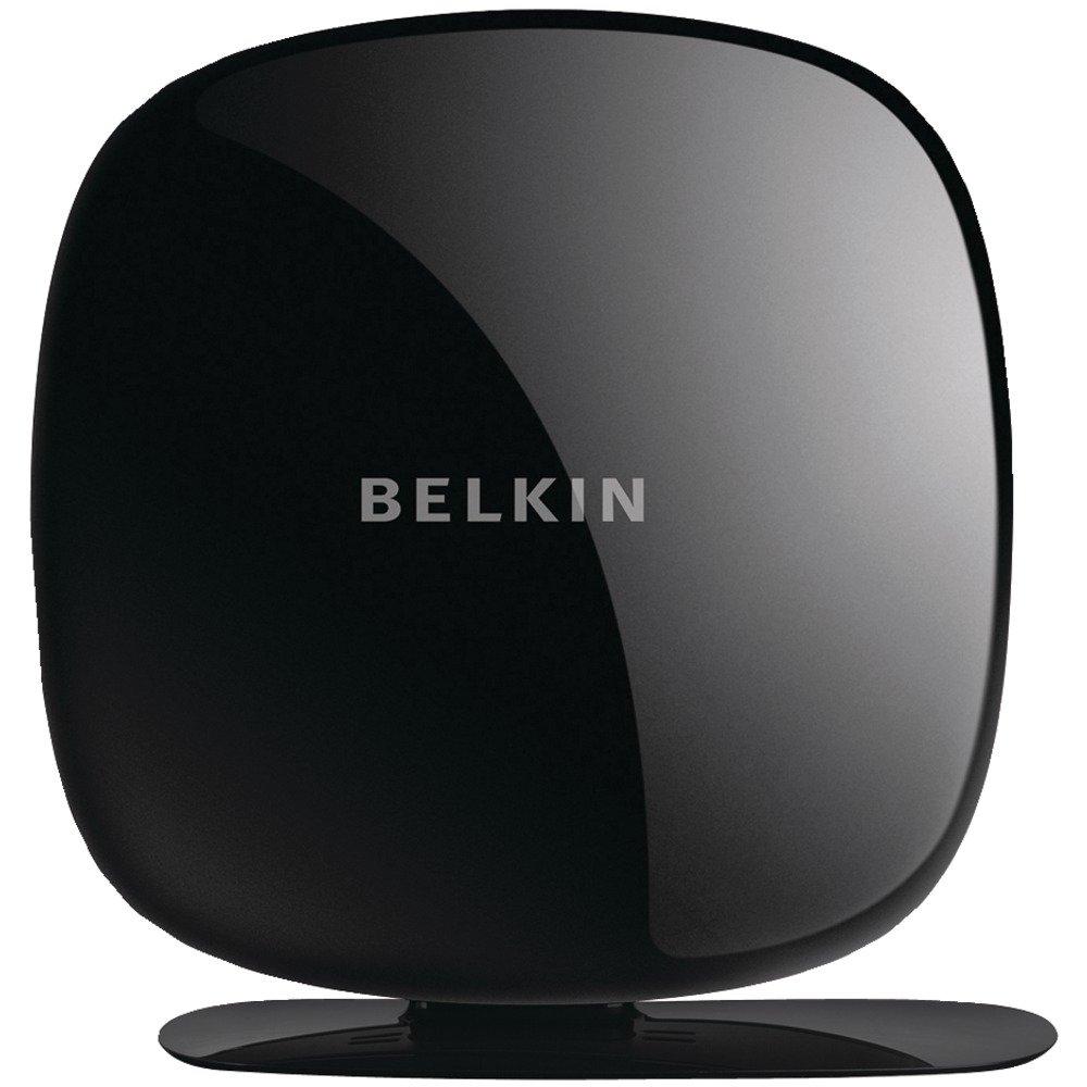 Router Latest Generation Belkin N600 Wireless Dual-Band N