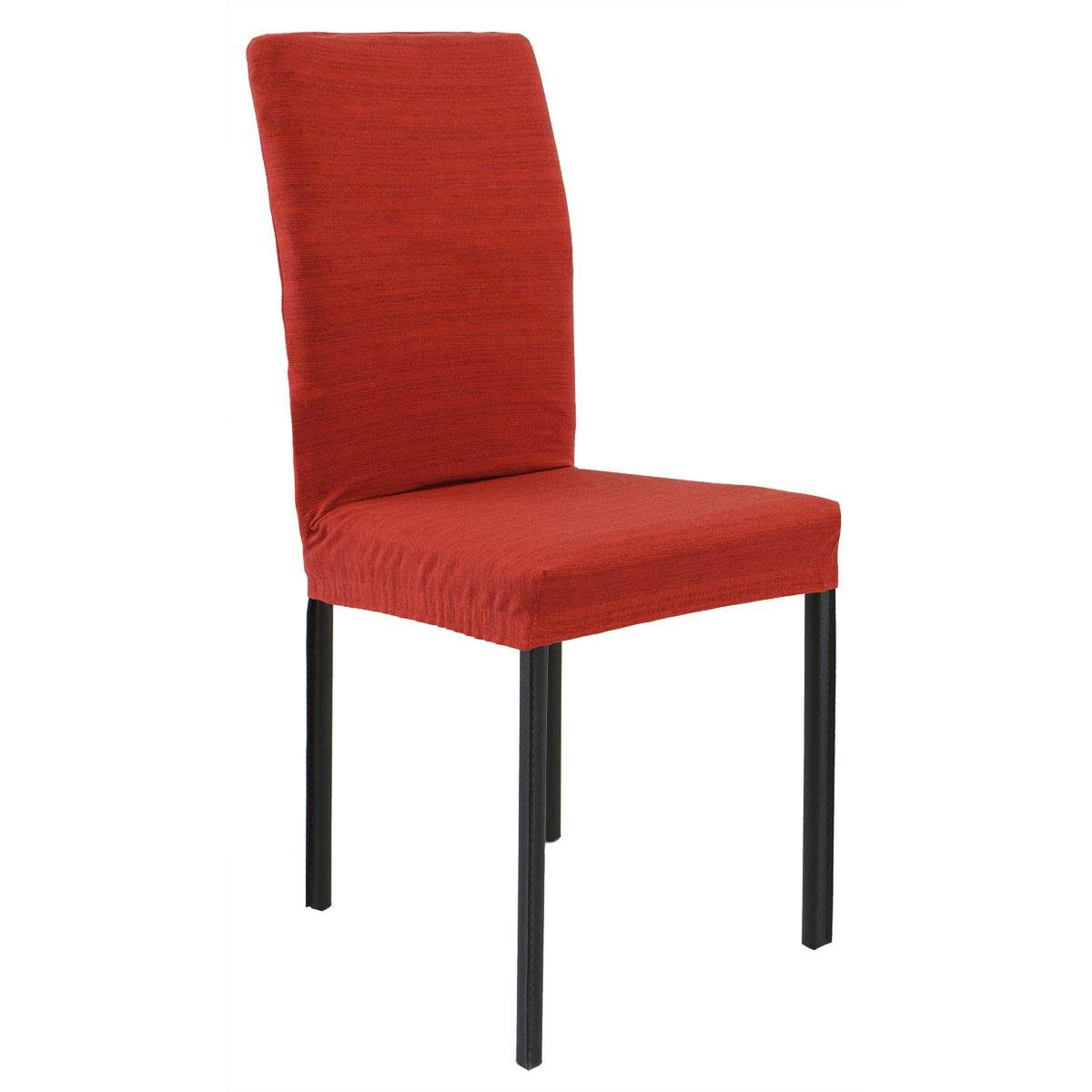 Joker Coprisedia vesti sedia Antimacchia elasticizzato 2 pezzi linea Sky N089 ACCIAIO Carillo