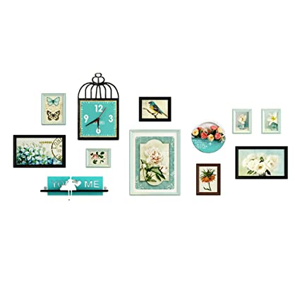Amazon.com - Photo Frame Set, Photo Frame Multiple Picture Frame ...