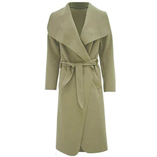 Gugu Fashion - Abrigo - Gabardina - para mujer