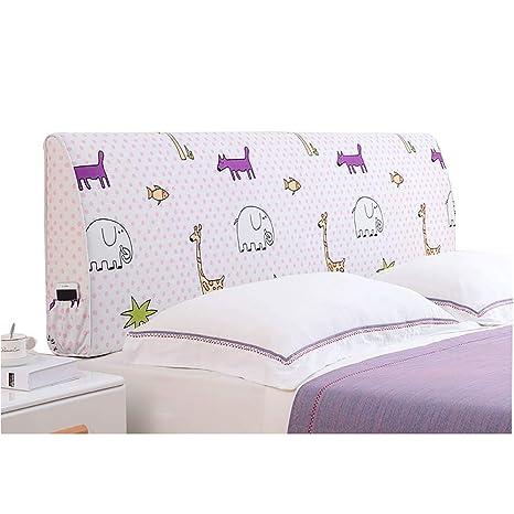 Amazon.com: LXLIGHTS cabecero de cama, cojín de cama, cuña ...